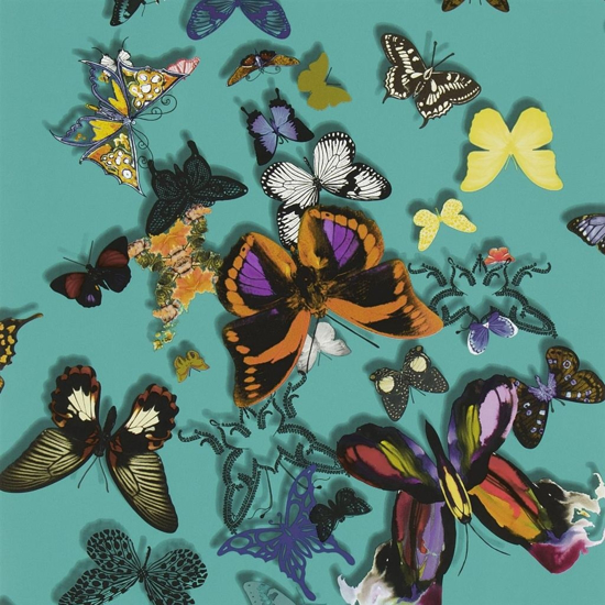 Picture of Butterfly Parade - Lagon - PCL008/03